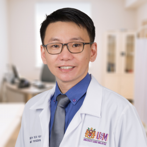 Teoh Soo Huat, M.D., M.Med., Awarded Bariatric Board Certification