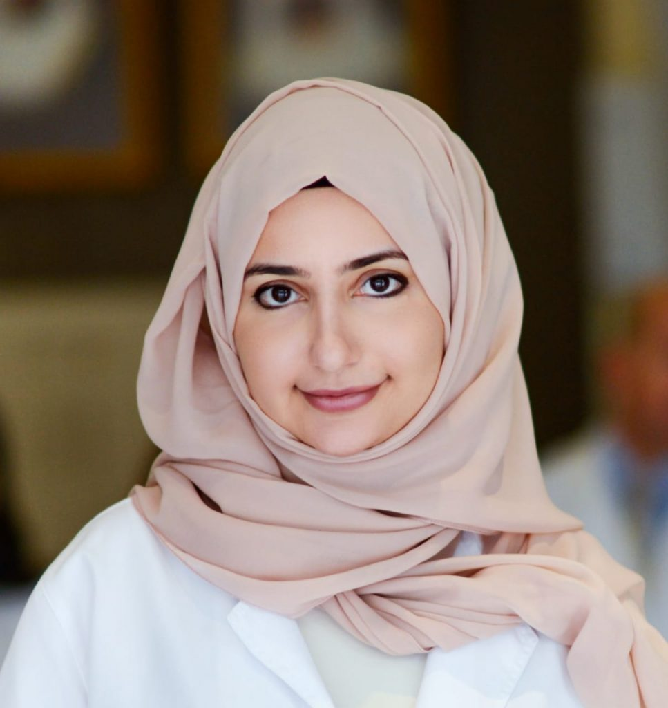 Huda Al Ashqar RD, CBC Awarded Bariatric Board Certification