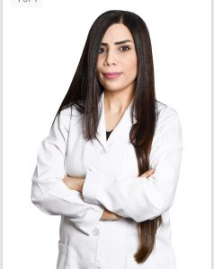 Rola Enouz, MS, RD, Awarded Bariatric Board Certification