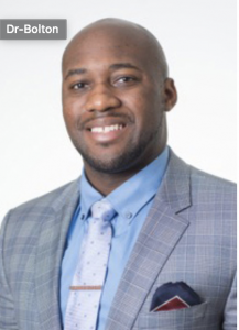 Clinton Bolton Ph.D., Awarded National Bariatric Board Certification
